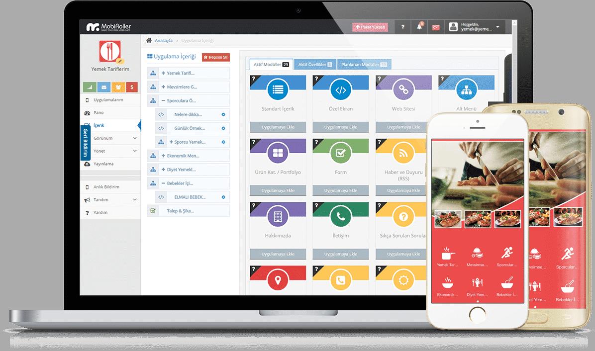 mobil-uygulama-mobiroller-kontrol-paneli